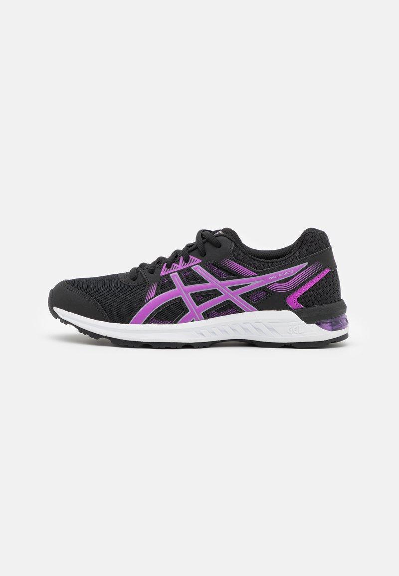 ASICS - GEL-SILEO 2 - Neutrální běžecké boty - black/digital grape