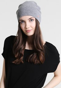 Bickley+Mitchell - BEANIE - Beanie - grey melange - 0