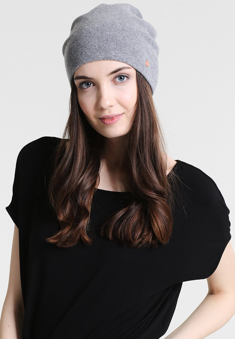Bickley+Mitchell - BEANIE - Beanie - grey melange