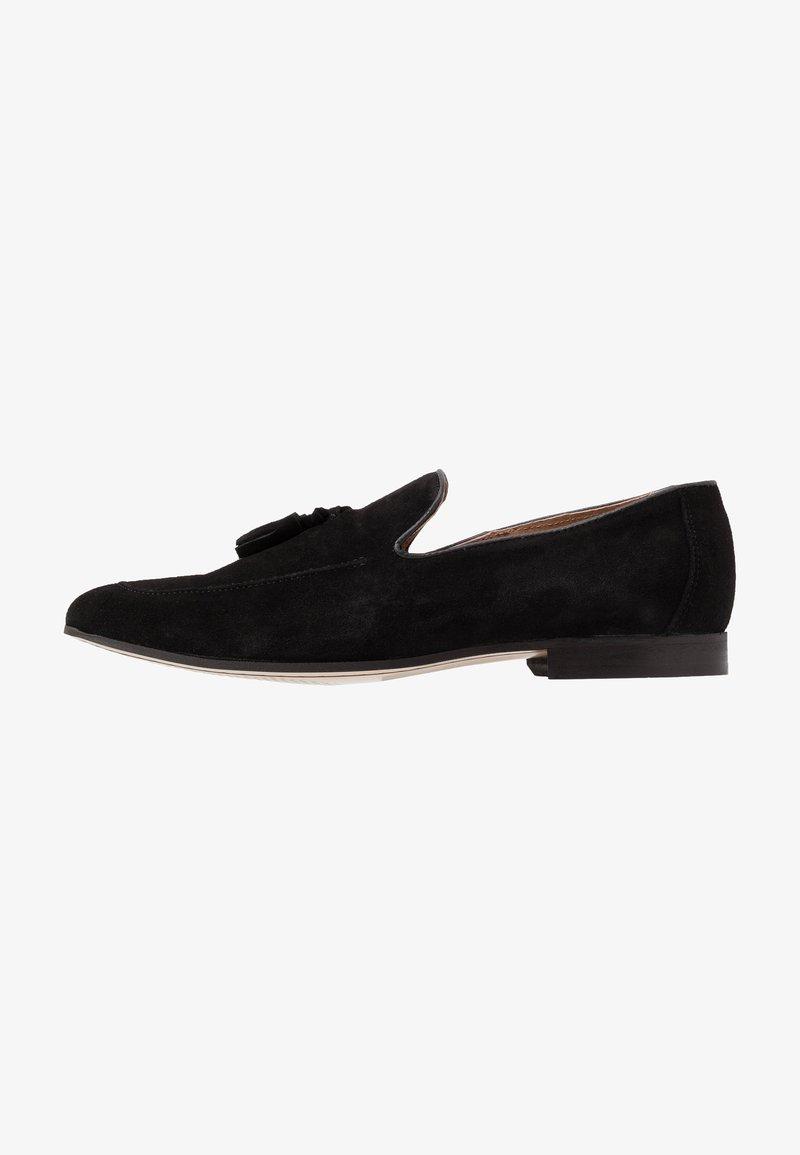 Office - MANTA LOAFER - Scarpe senza lacci - black