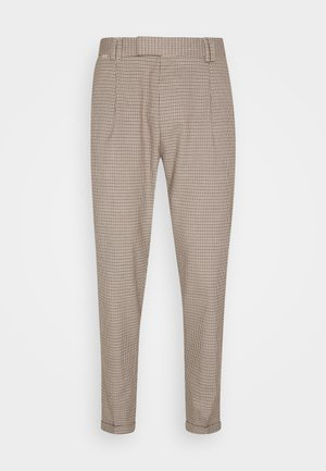 CISAND TROUSER - Pantaloni - brown