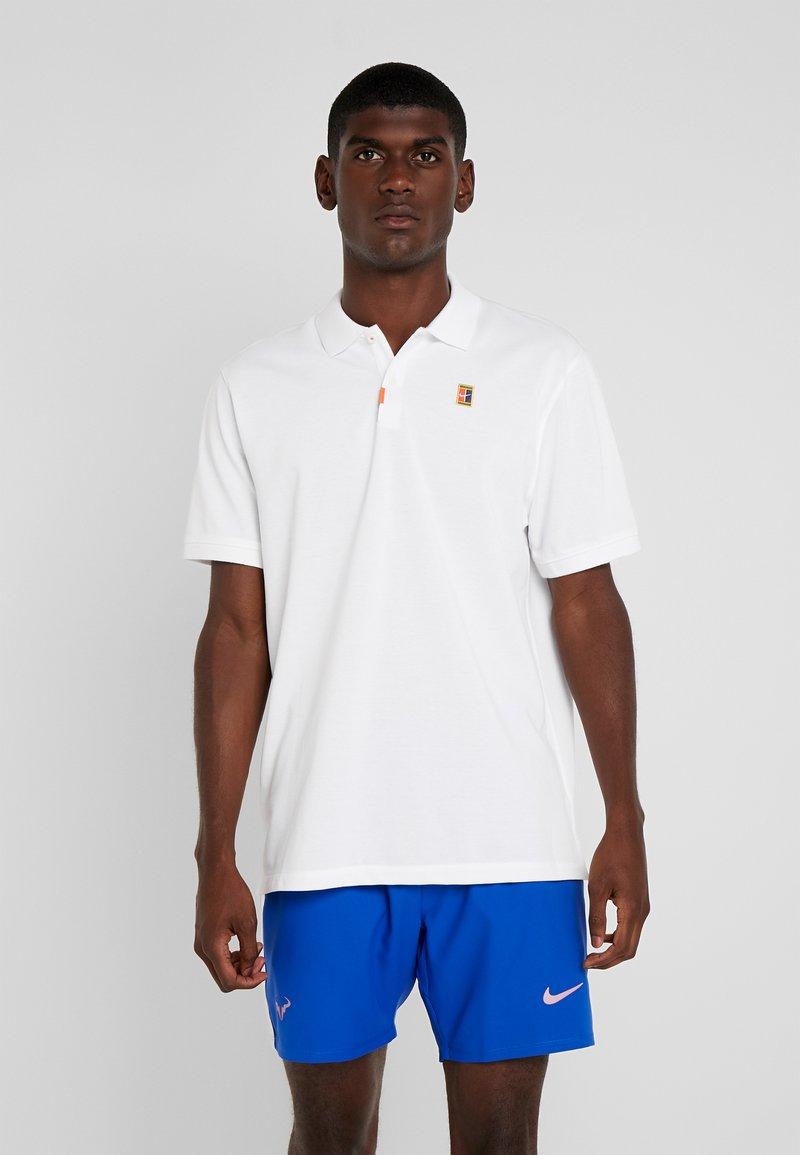 Nike Performance - HERITAGE - Sportshirt - white