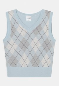 Abercrombie & Fitch - ARGYLE - Jumper - trend blue - 0