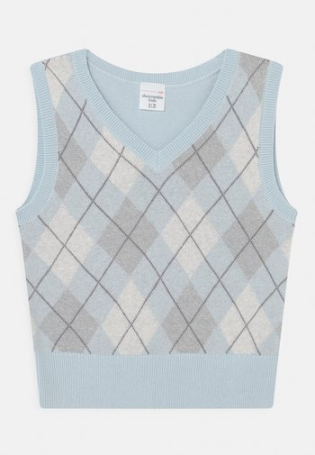 ARGYLE - Jumper - trend blue