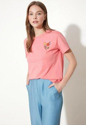 PARENT - Print T-shirt - pink
