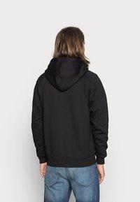 Urban Classics - ZIP HOODY - Zip-up sweatshirt - black - 2