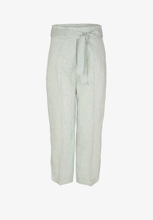 Trousers - light mint
