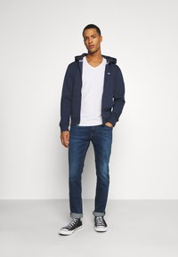 Tommy Jeans - SCANTON SLIM ASDBS - Jeans slim fit - aspen dark blue - 1