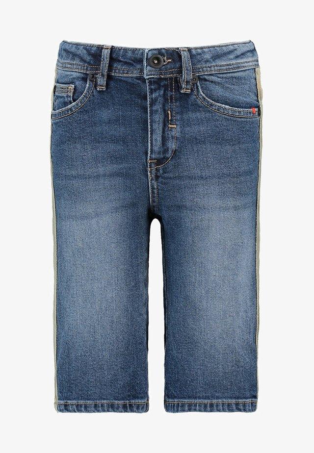 BARDEN - Denim shorts - blue denim