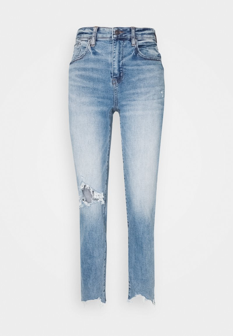 American Eagle - Jeans slim fit - indigo fray