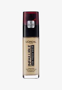 L'Oréal Paris - INFAILLIBLE 24H FRESH WEAR MAKE-UP - Foundation - 125 natural rose - 0
