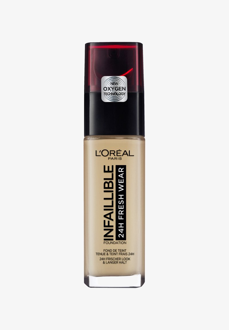 L'Oréal Paris - INFAILLIBLE 24H FRESH WEAR MAKE-UP - Foundation - 125 natural rose