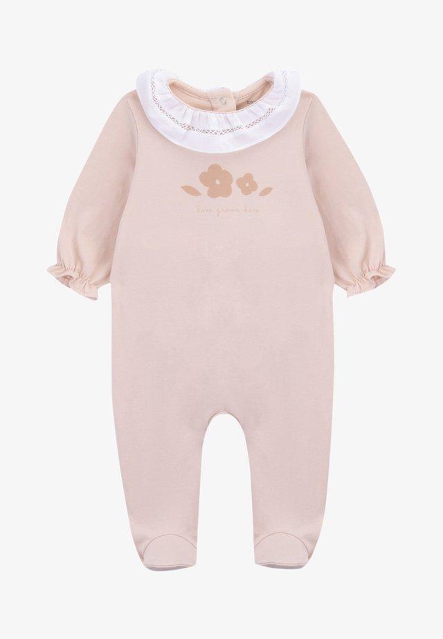 JAN - Sleep suit - pink