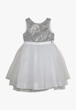 GINETTE - Vestido de cóctel - blanc