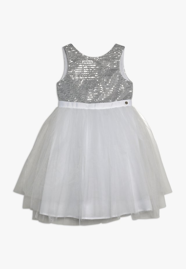 GINETTE - Cocktail dress / Party dress - blanc