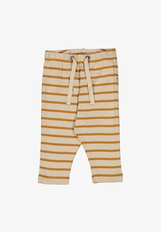 NICKLAS - Trousers - almond