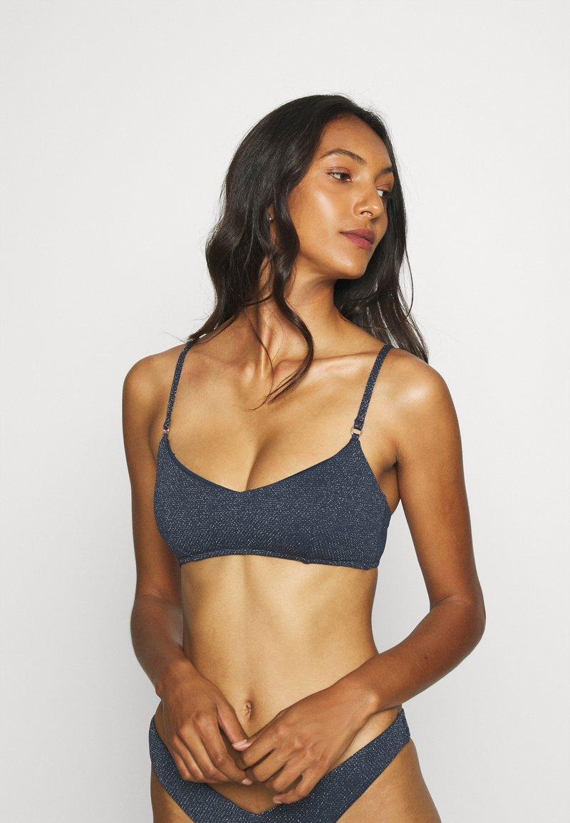 Seafolly - STARDUST TANK - Bikini top - indigo