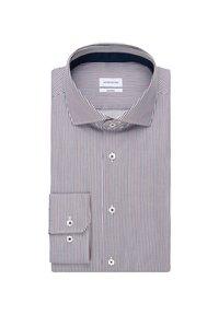 Seidensticker - SLIM FIT - Formal shirt - rot - 3
