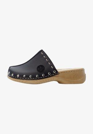 Clogs - black black