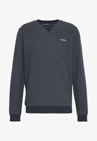 JORSHEEN CREW NECK - Felpa - navy blazer/melange