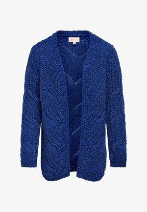 Cardigan - sodalite blue