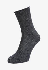 Falke - SHINY  - Ponožky - navy - 0