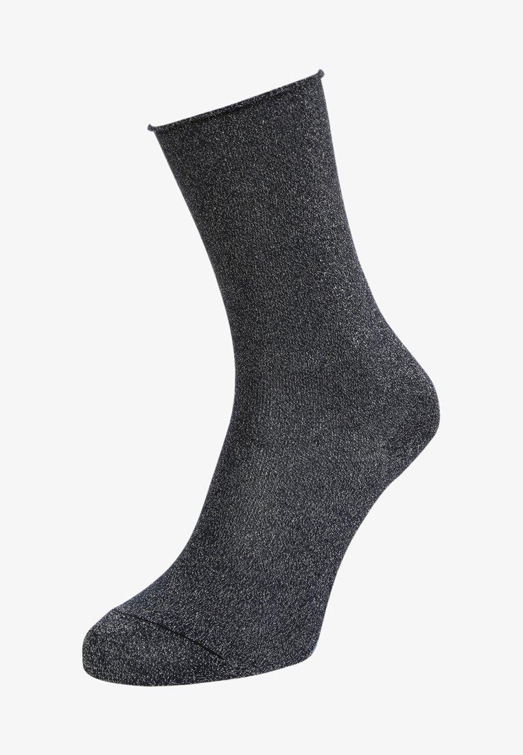 Falke - SHINY  - Ponožky - navy