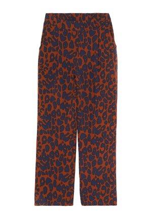SAVANNAH PANT - Pantalon classique - rusty