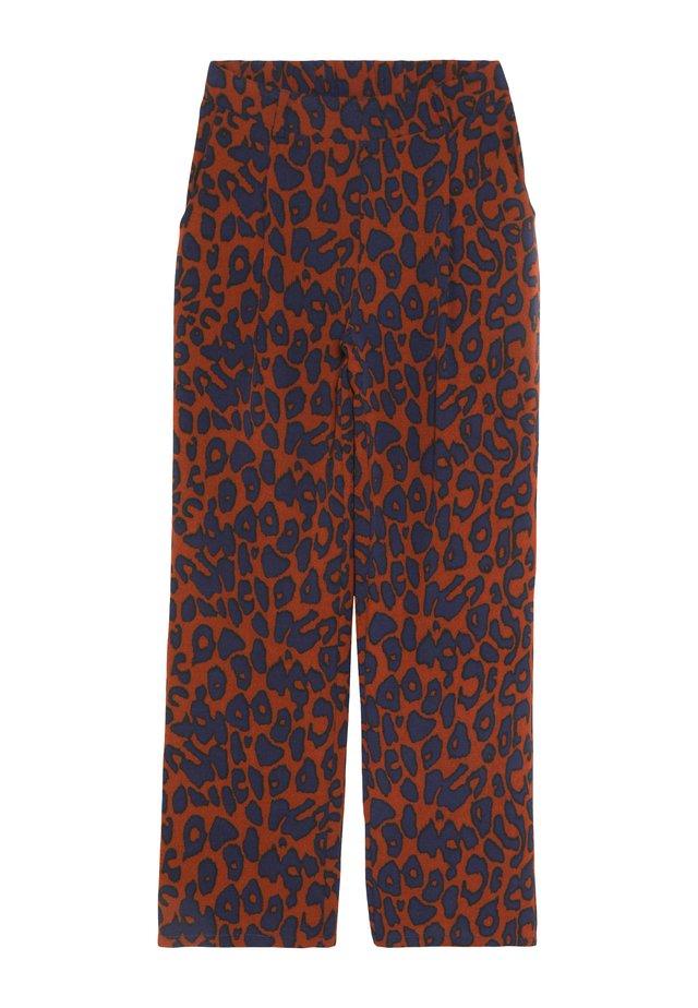 SAVANNAH PANT - Trousers - rusty