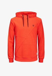 Jack & Jones - JCOPINN HOOD REGULAR FIT - Sweat à capuche - fiery red - 6