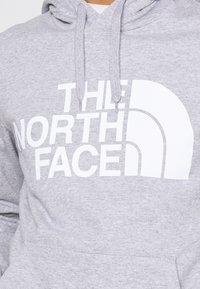 The North Face - STANDARD HOODIE - Hoodie - light grey heather - 4