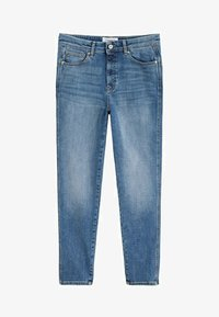 Violeta by Mango - IRENE - Relaxed fit jeans - mittelblau - 5