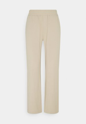 PHILLIPA - Trousers - white pepper