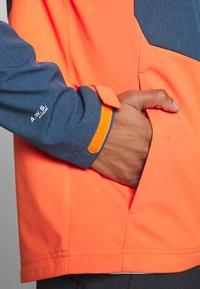 Icepeak - BARNES - Soft shell jacket - burned orange - 4