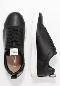ONLY SHOES - ONLSHILO  - Sneakers basse - black - 3