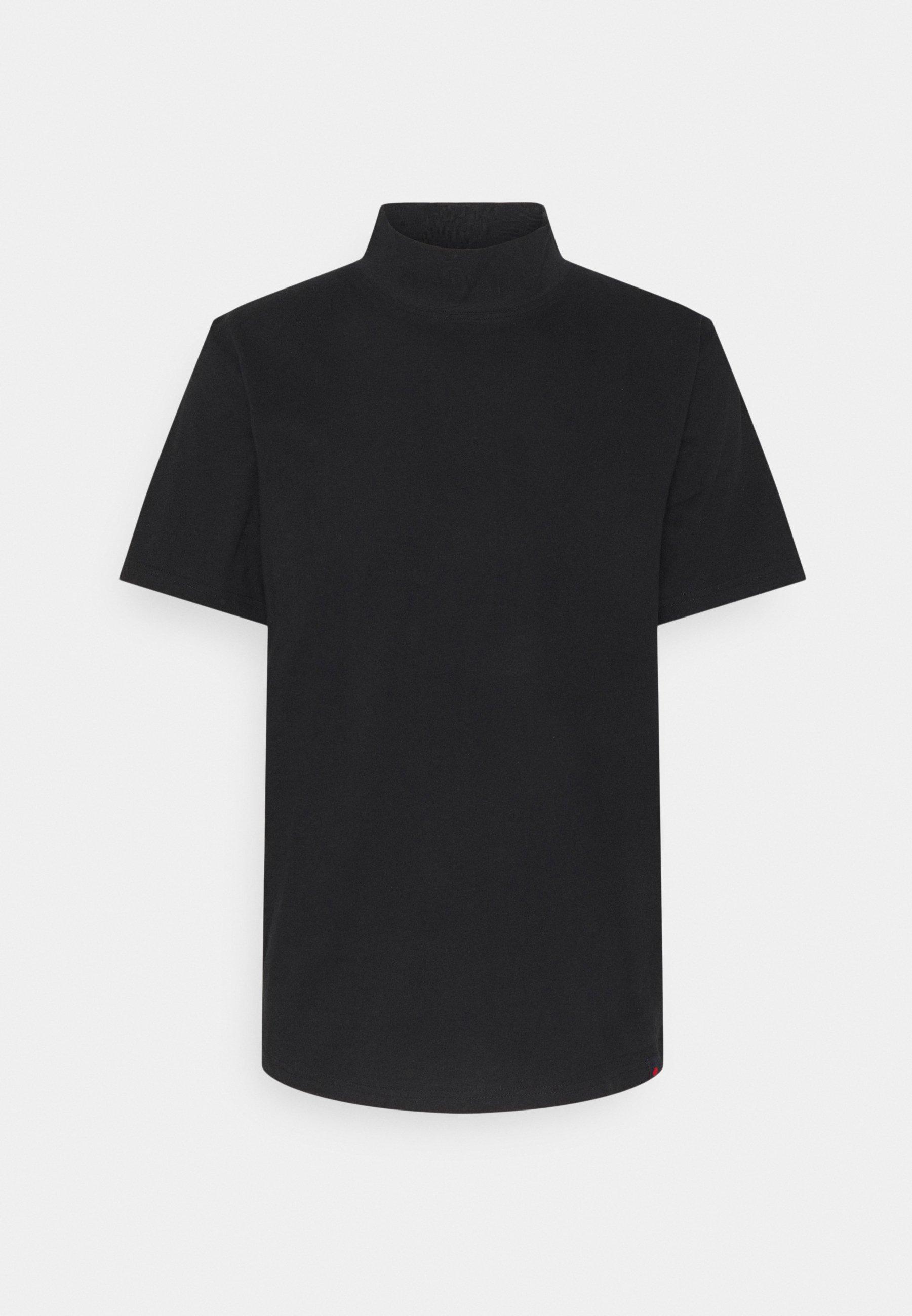 Homme HAKA HIGH NECK TEE - T-shirt basique