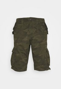 Brave Soul - GEORGE - Pantalon cargo - khaki - 4