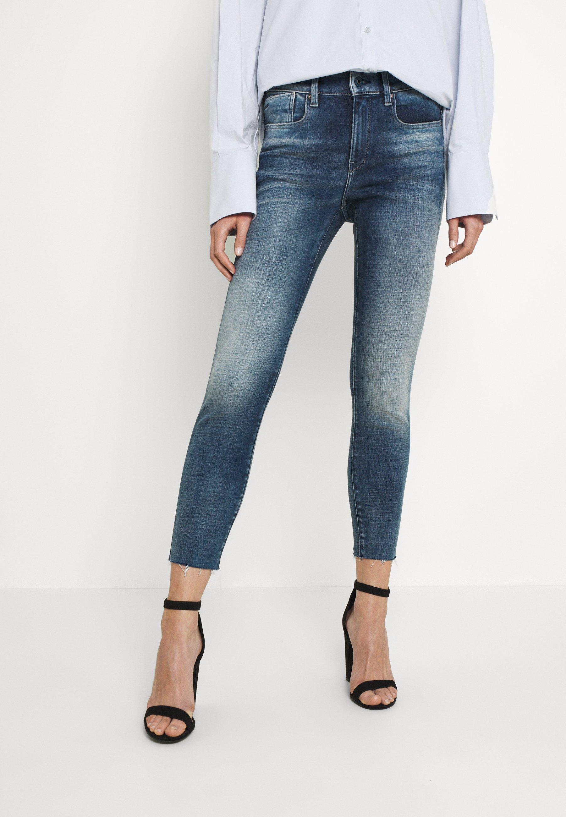 Damen LHANA SKINNY ANKLE - Jeans Skinny Fit