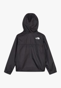 The North Face - YOUTH REACTOR - Windbreaker - black/white - 1