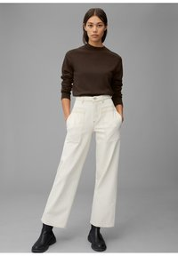 Marc O'Polo - Jumper - dark chocolate - 1
