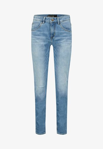 Slim fit jeans - bleached