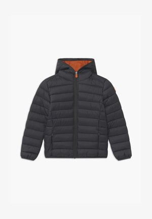 GIGAY - Winter jacket - grey black
