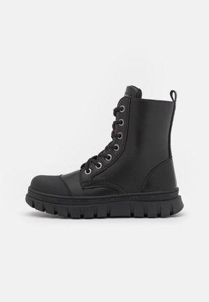 UNISEX - Veterboots - black