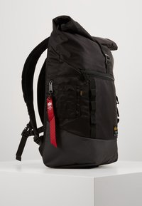 Alpha Industries - CREW BACKPACK - Sac à dos - black - 3