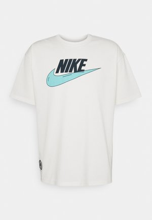 TEE PURPOSE - Camiseta estampada - pure