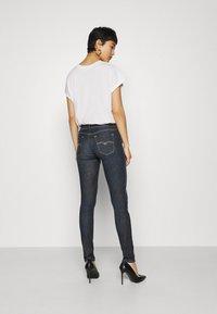 Replay - NEW LUZ PANTS RE-USED - Jeans Skinny Fit - dark blue - 2