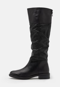 Tamaris - Vysoká obuv - black - 1