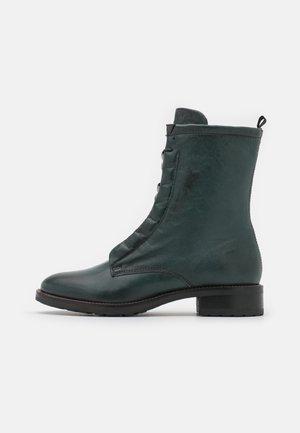 Cowboy/biker ankle boot - lichene