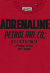 Petrol Industries - Long sleeved top - fire red - 3