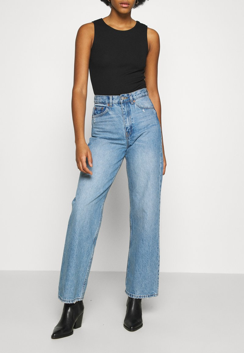 Dr.Denim - ECHO - Jeans straight leg - blue jay